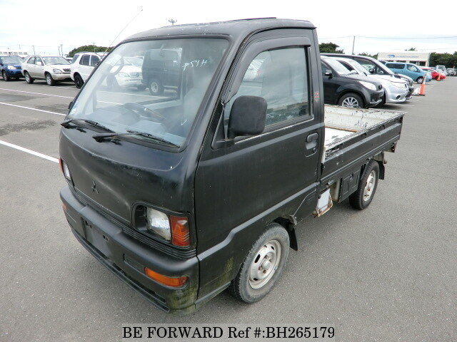 Used 1996 MITSUBISHI MINICAB TRUCK BH265179 for Sale