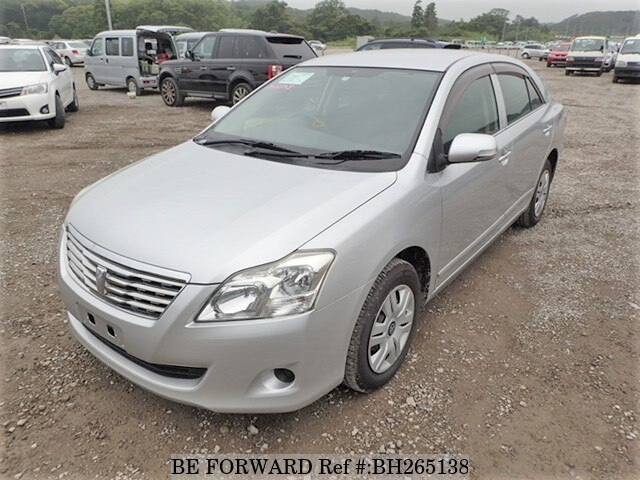 Used 2009 TOYOTA PREMIO BH265138 for Sale