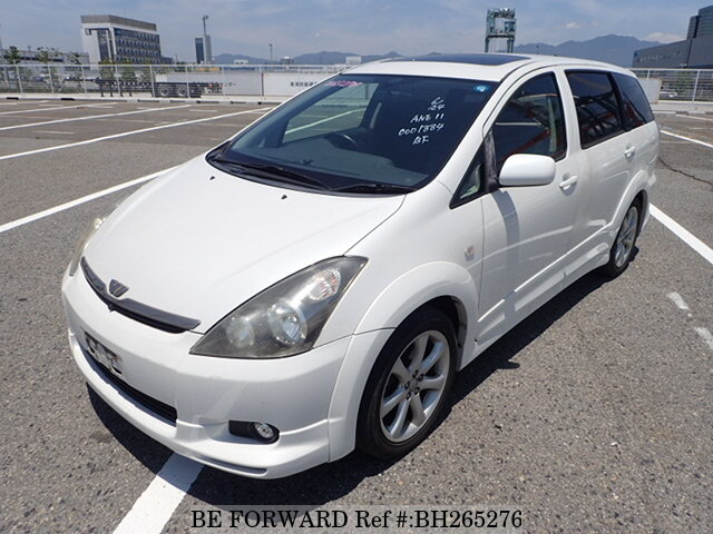 Used 2003 TOYOTA WISH BH265276 for Sale