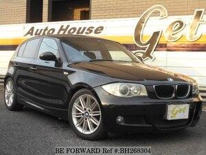 Used 2007 BMW 1 SERIES BH268304 for Sale