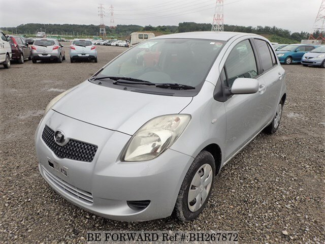 Used 2006 TOYOTA VITZ BH267872 for Sale