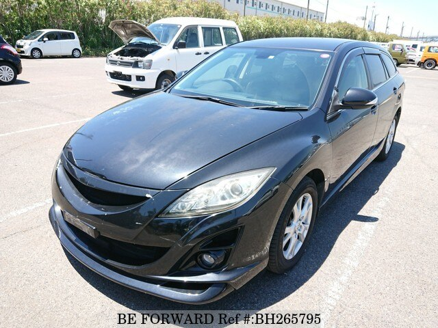 Used 2010 MAZDA ATENZA SPORT WAGON BH265795 for Sale