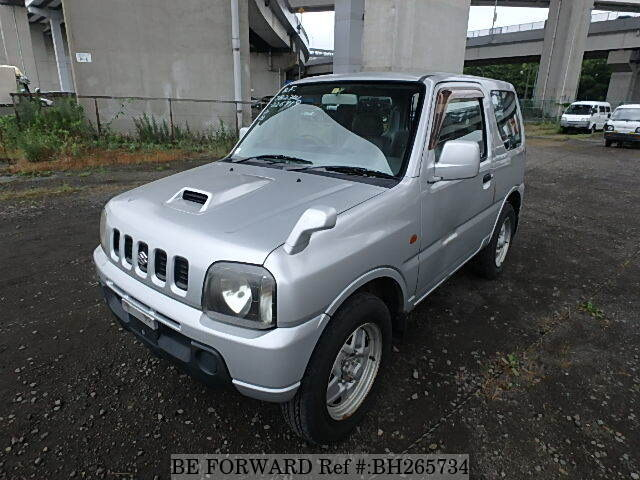 Used 2001 SUZUKI JIMNY BH265734 for Sale