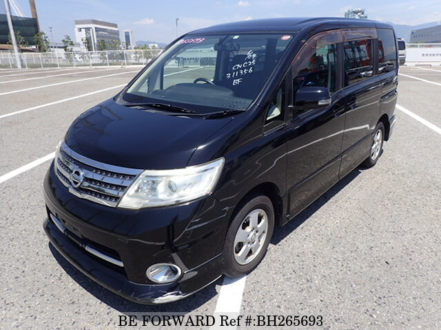 Used 2010 NISSAN SERENA BH265693 for Sale