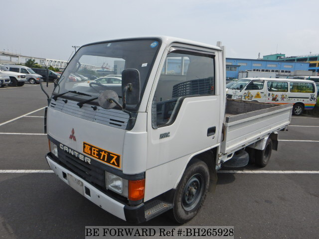 Used 1987 MITSUBISHI CANTER GUTS BH265928 for Sale