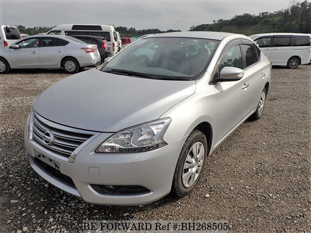 Used 2015 Nissan Sylphy X Dba Tb17 For Sale Bh268505 Be Forward