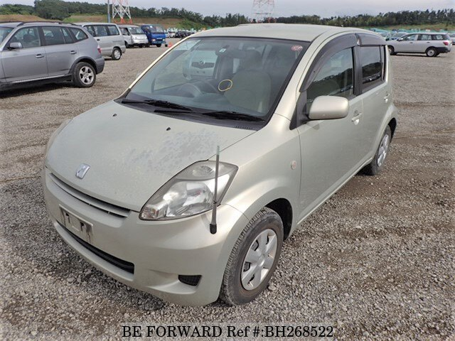Used 2008 TOYOTA PASSO BH268522 for Sale
