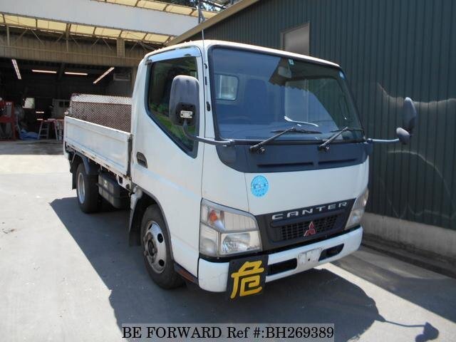 Used 2006 MITSUBISHI CANTER BH269389 for Sale