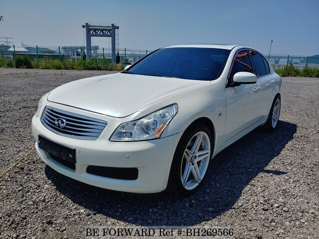 Used 2008 INFINITI G35 BH269566 for Sale