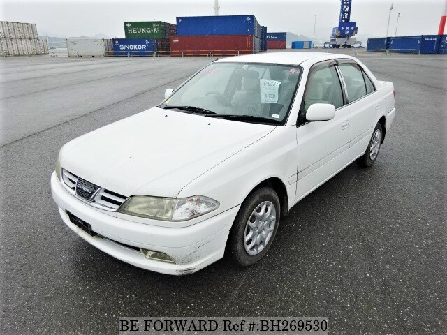 Used 1998 TOYOTA CARINA BH269530 for Sale