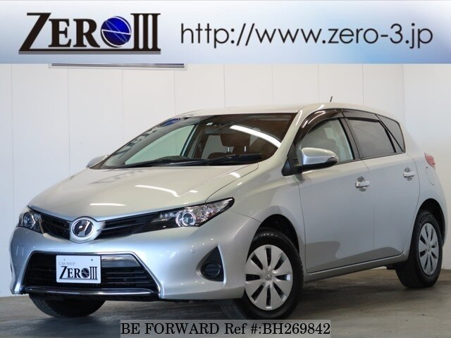 Used 2014 TOYOTA AURIS BH269842 for Sale