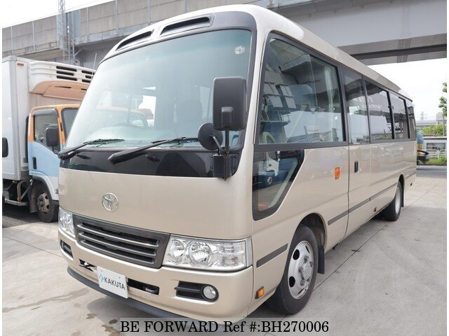 Used 2016 TOYOTA COASTER BH270006 for Sale