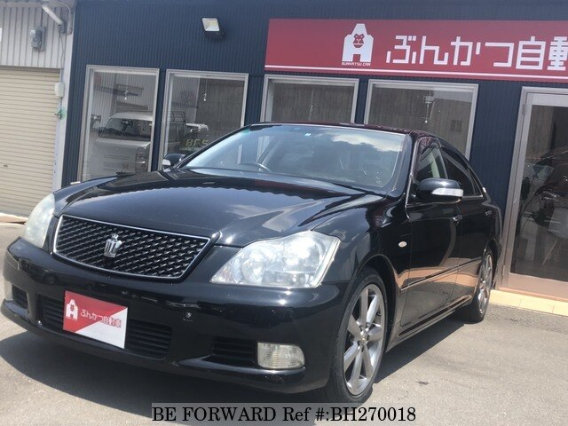 Used 2005 TOYOTA CROWN ATHLETE SERIES BH270018 for Sale