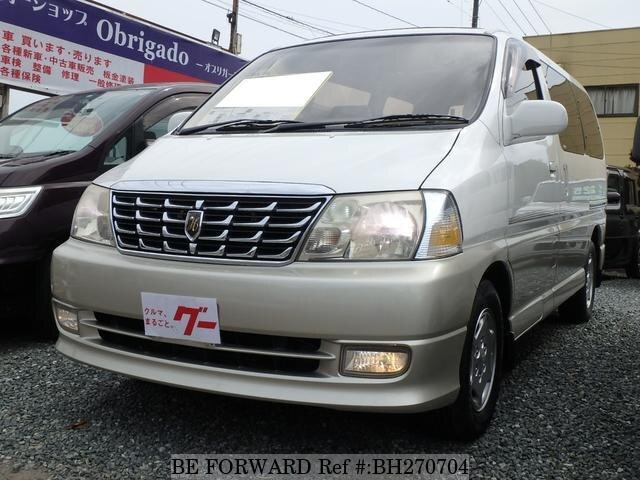 Used 2000 TOYOTA GRAND HIACE BH270704 for Sale