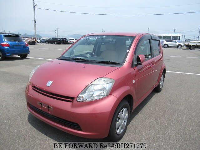 Used 2004 TOYOTA PASSO BH271279 for Sale