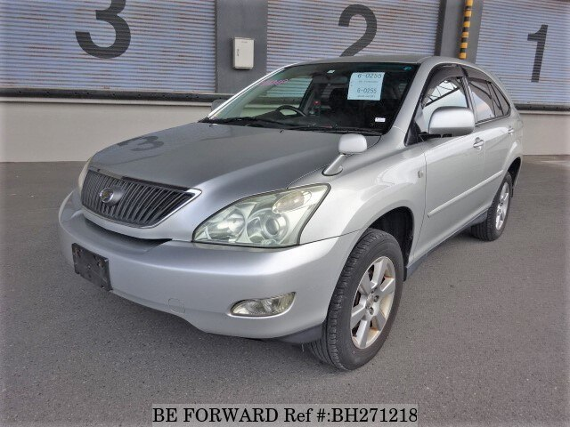Used 2003 TOYOTA HARRIER BH271218 for Sale