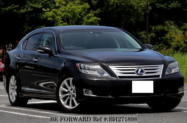 Used 2011 LEXUS LS BH271898 for Sale