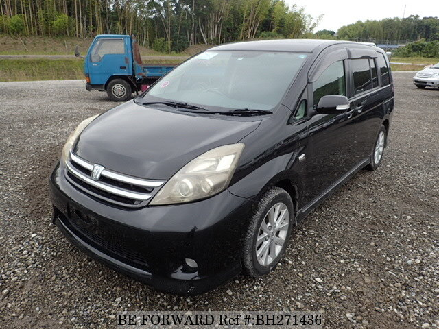 Used 2007 TOYOTA ISIS BH271436 for Sale