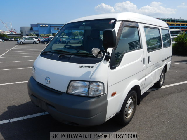 Used 2014 MAZDA BONGO VAN BH271600 for Sale