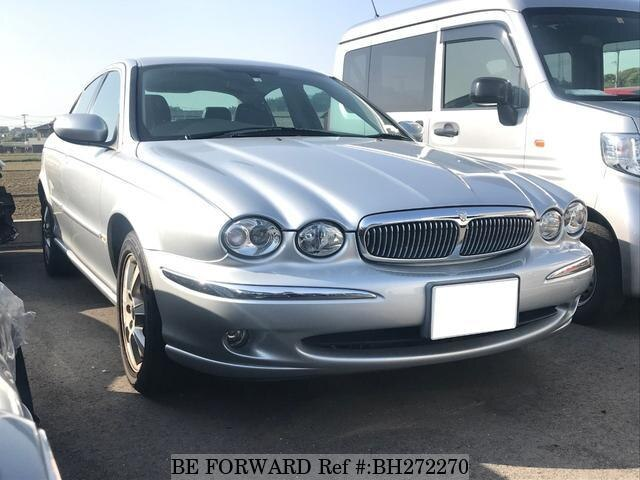 Used 2007 JAGUAR X-TYPE BH272270 for Sale