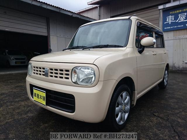 Used 2009 SUZUKI LAPIN BH273247 for Sale