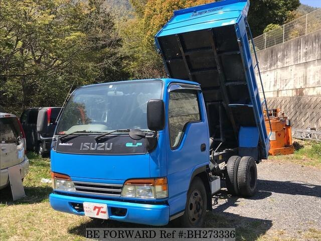 Used 2004 ISUZU ELF TRUCK BH273336 for Sale