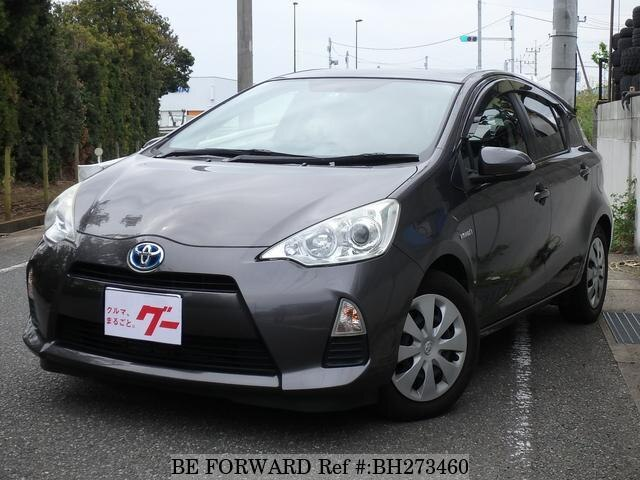 Used 2012 TOYOTA AQUA BH273460 for Sale