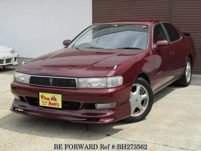 Used 1995 TOYOTA CRESTA BH273562 for Sale