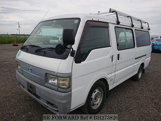 Used 2000 MAZDA BONGO BRAWNY VAN BH273826 for Sale