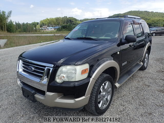 Used 2007 FORD EXPLORER BH274182 for Sale