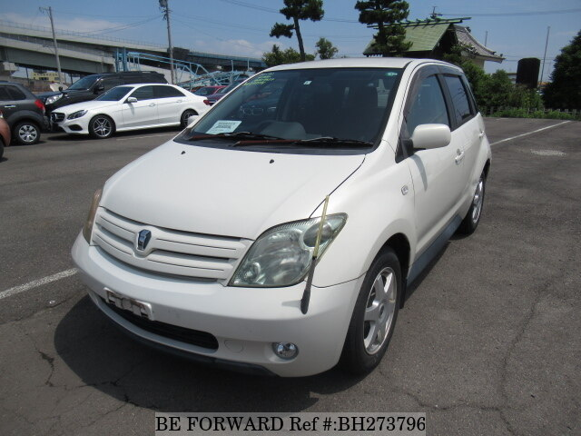 Used 2005 TOYOTA IST BH273796 for Sale