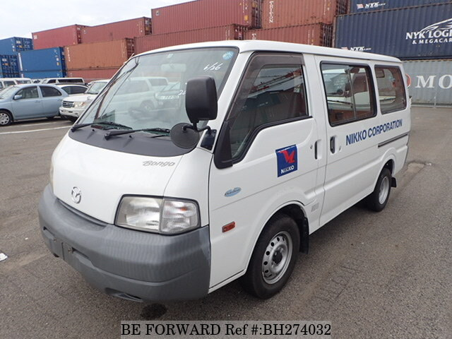 Used 2010 MAZDA BONGO VAN BH274032 for Sale