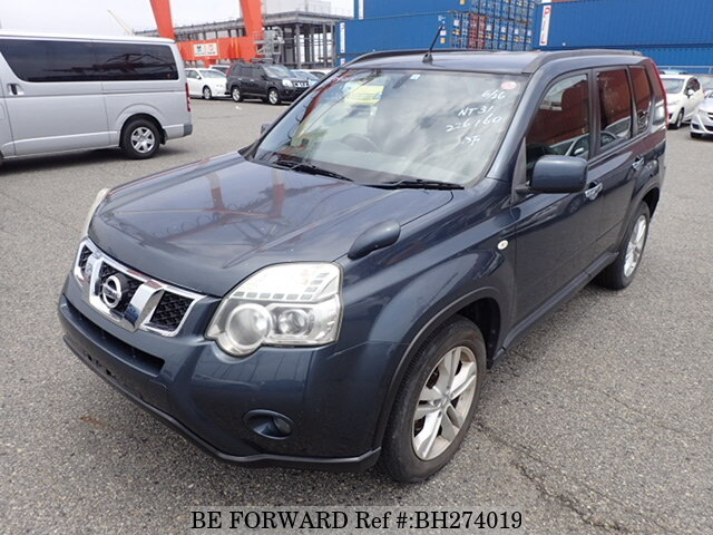Used 2012 NISSAN X-TRAIL BH274019 for Sale
