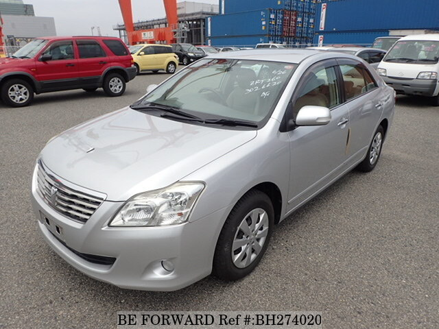 Used 2008 TOYOTA PREMIO BH274020 for Sale