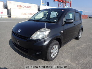 Used 2008 TOYOTA PASSO BH274081 for Sale