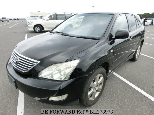 Used 2006 TOYOTA HARRIER BH273973 for Sale
