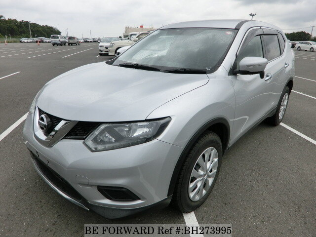 Used 2015 NISSAN X-TRAIL BH273995 for Sale