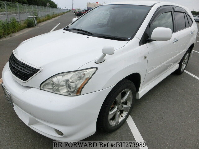 Used 2003 TOYOTA HARRIER BH273989 for Sale