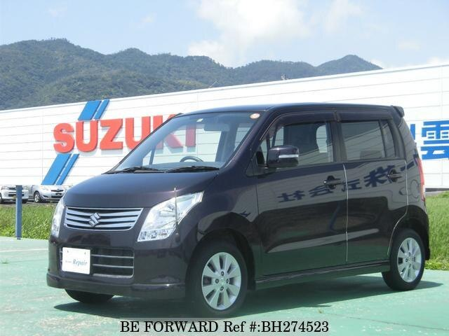 Used 2010 SUZUKI WAGON R BH274523 for Sale