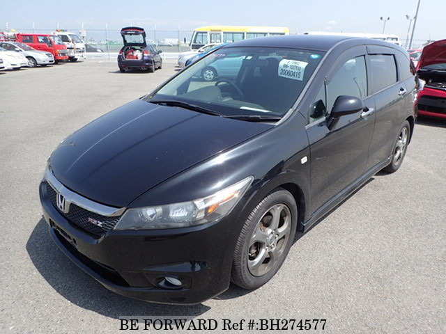 Used 2007 HONDA STREAM BH274577 for Sale