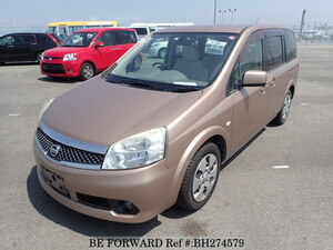 Used 2007 NISSAN LAFESTA BH274579 for Sale