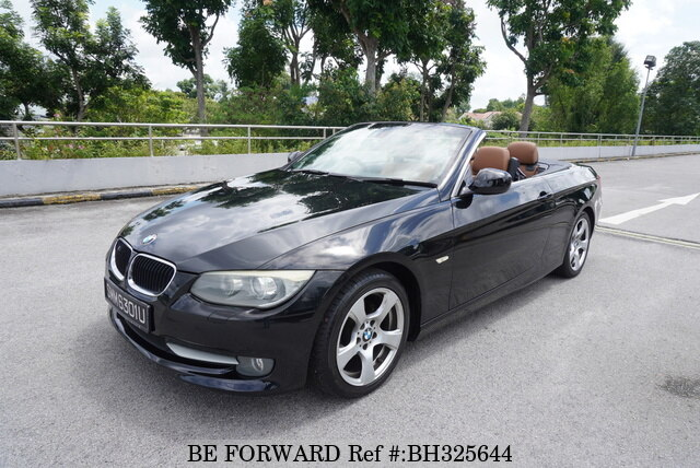Used 2010 BMW 3 SERIES CABRIORET BH325644 for Sale