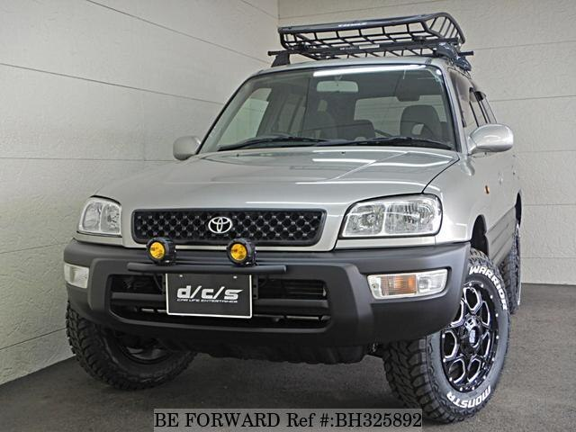 Used 1998 TOYOTA RAV4 BH325892 for Sale