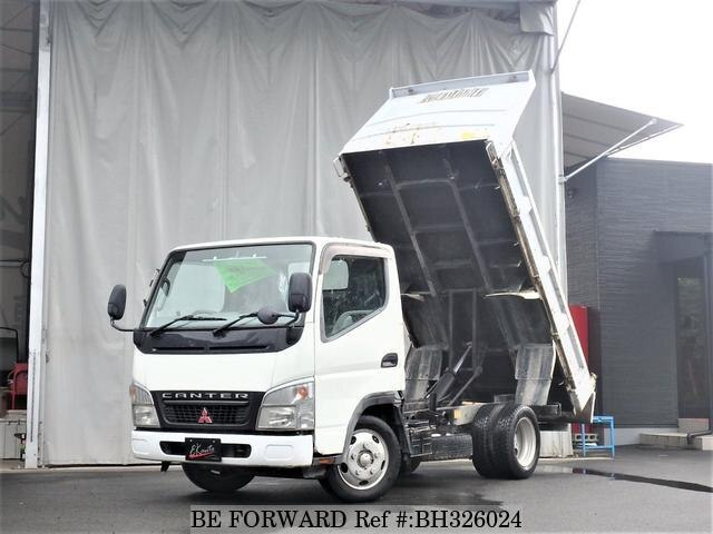 Used 2006 MITSUBISHI CANTER BH326024 for Sale