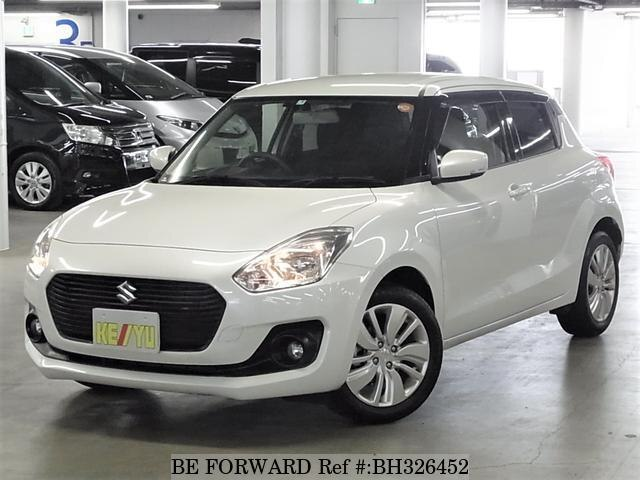 Used 2017 SUZUKI SWIFT BH326452 for Sale