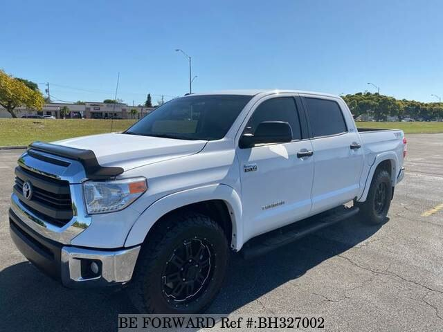 Used 2015 TOYOTA TUNDRA BH327002 for Sale
