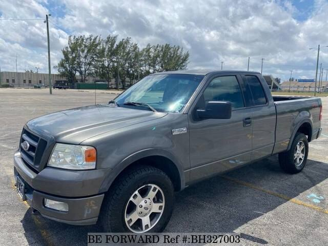 Used 2004 FORD F150 BH327003 for Sale