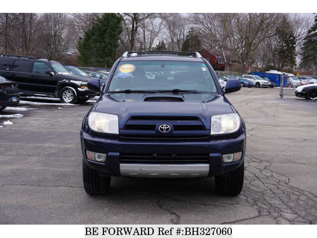 Used 2005 TOYOTA 4RUNNER BH327060 for Sale