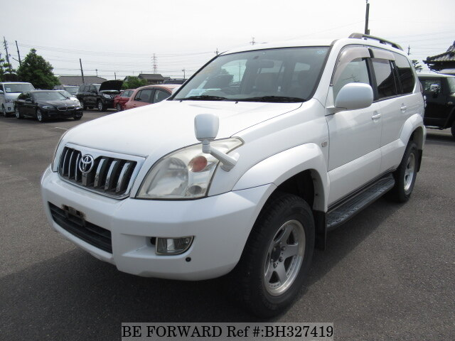 Used 2005 TOYOTA LAND CRUISER PRADO BH327419 for Sale