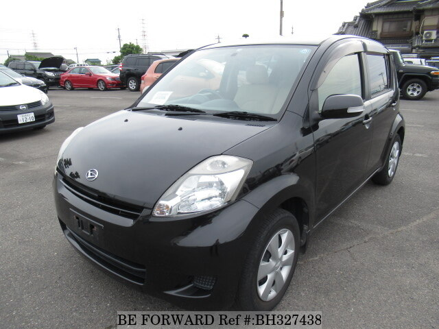 Used 2009 DAIHATSU BOON BH327438 for Sale